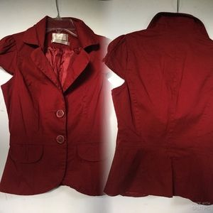 Costa Blanca,Blazer short Sleeves SizeS/p